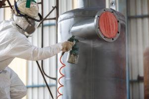 Tank coating - bescherming van tanks en reservoirs