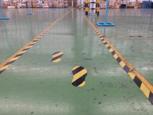 Beschermende vloercoatings en professionele belijning