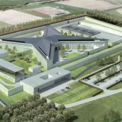 Dendermonde | Nieuwe Gevangenis – Brandwerende schilderwerken